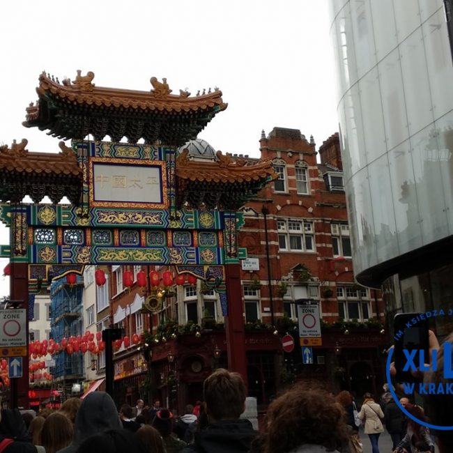 Chinatown ciąg dalszy